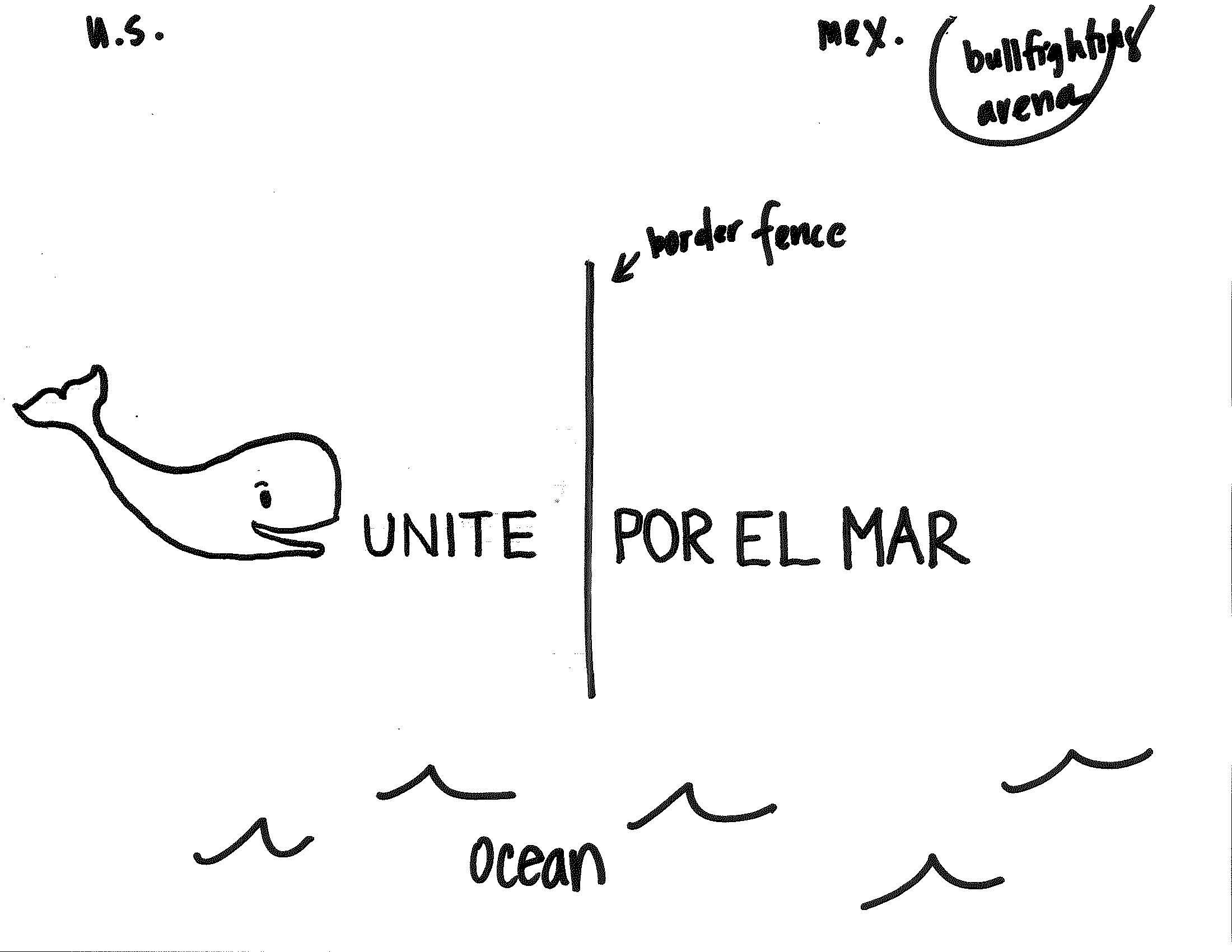 UNITE POR EL MAR!
