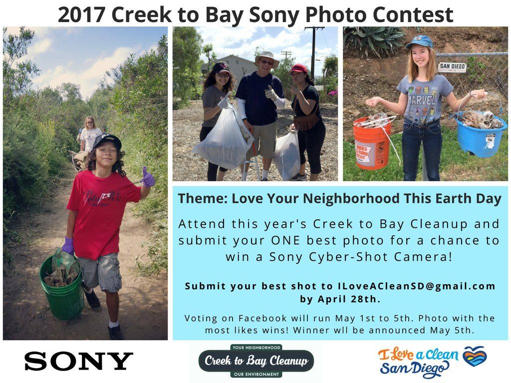 Creek to Bay Sony Photo Contest
