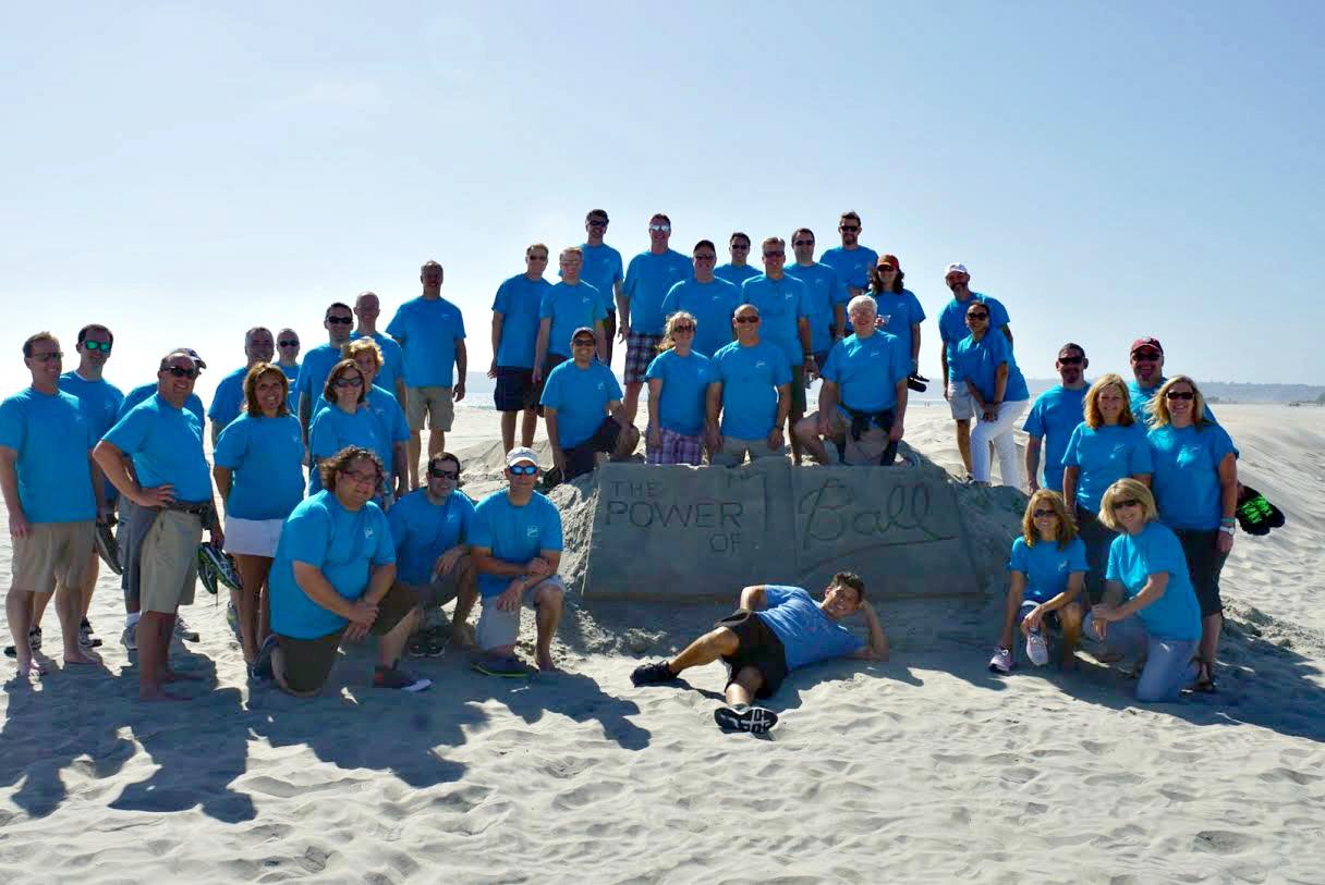 Ball corporation group community photo
