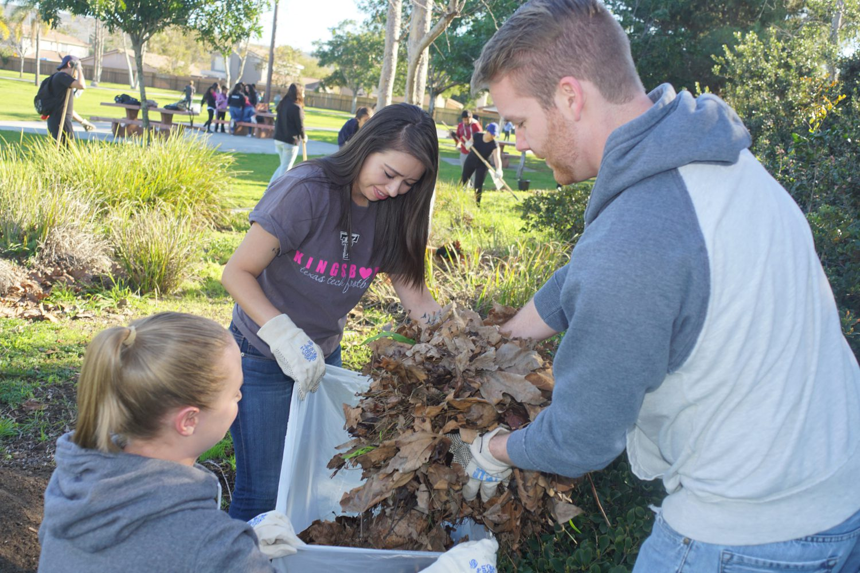 I love a clean san diego volunteers
