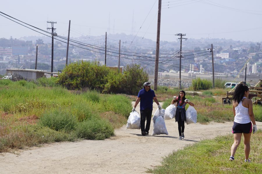 2016 Tijuana River Valley Cleanup