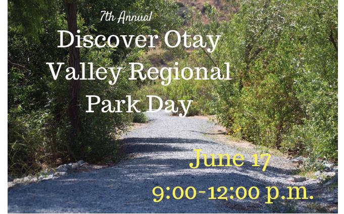 Otay Valley Regional Park Day
