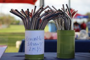 Kick your plastic habit and switch to a reusable straw!