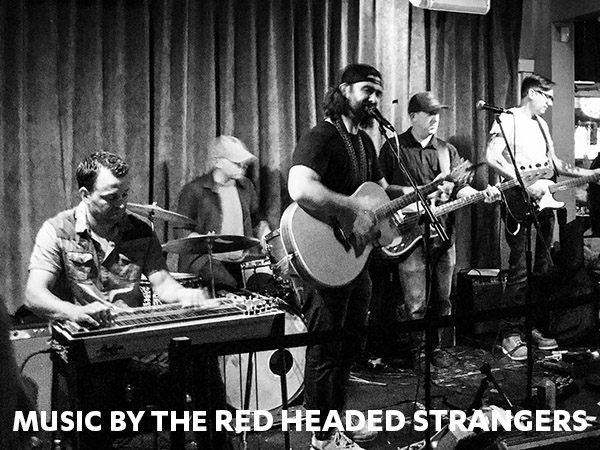 Red Headed Strangers Band