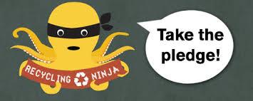 recycling ninja