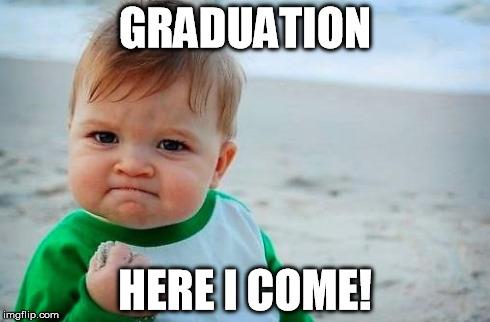 Graduation meme