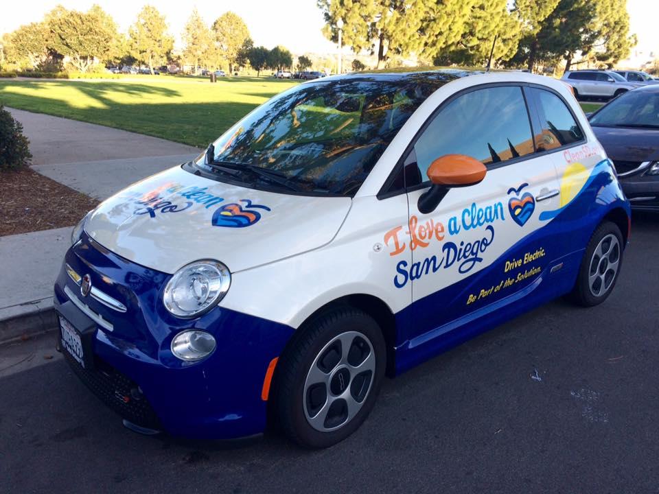 ILACSD Electric vehicle